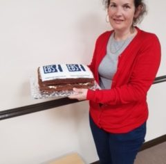 EBS Celebration cake