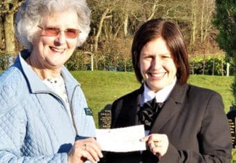Wessex Vale Donation