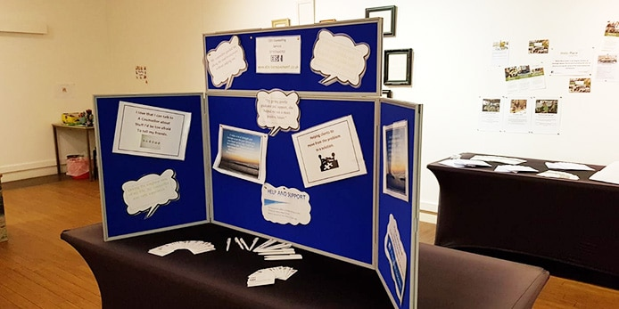 EBS Counselling at Eastleigh Museum